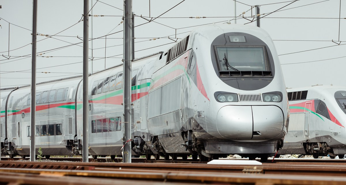 [MA] The official inauguration of Morocco's first high speed line